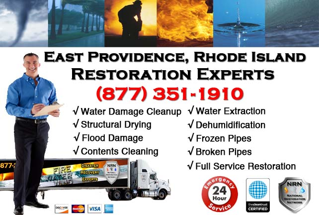 East Providence Water Damage Restoration