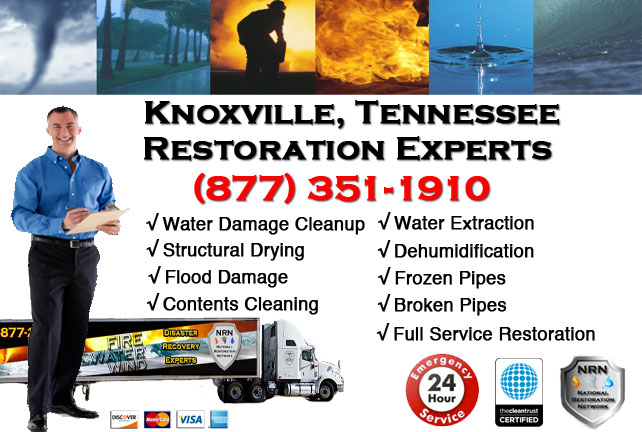 Knoxville Water Damage Restoration