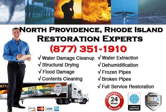 North Providence Water Damage Restoration