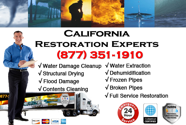 California Water Damage Cleanup