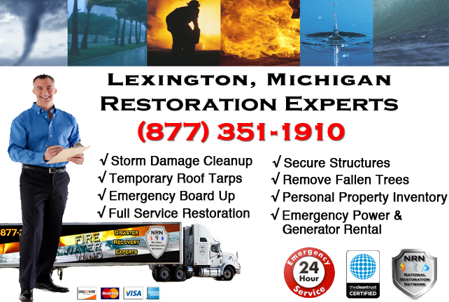 Lexington Mi Storm Damage Repair