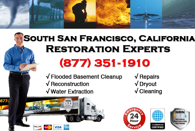South San Francisco Flooded Basement Cleanup