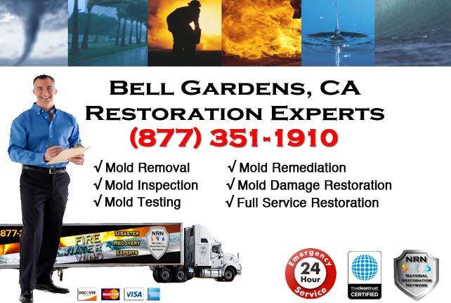 Bell Gardens storm damage repairs