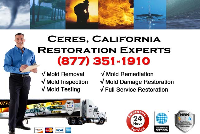 Ceres storm damage repairs