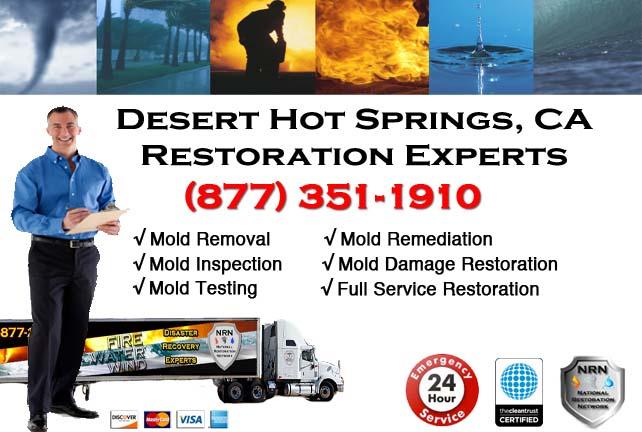 Desert Hot Springs storm damage repairs