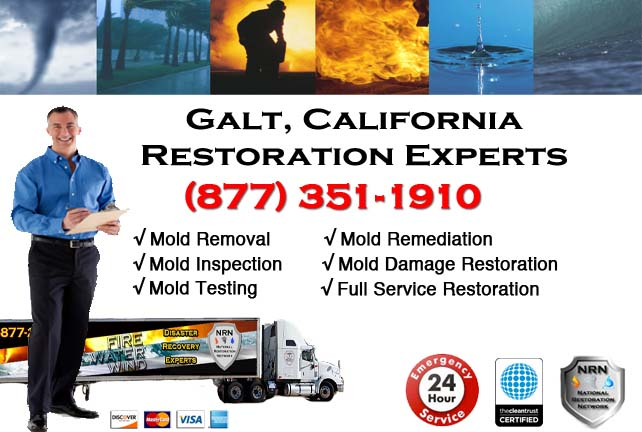 Galt storm damage repairs