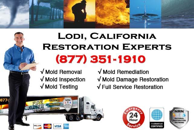 Lodi storm damage repairs
