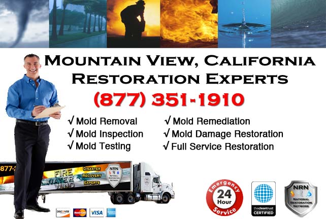 Mountain View storm damage repairs