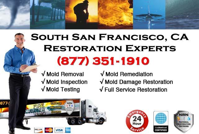 South San Francisco storm damage repairs