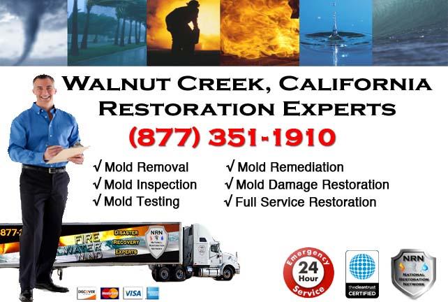 Walnut Creek storm damage repairs
