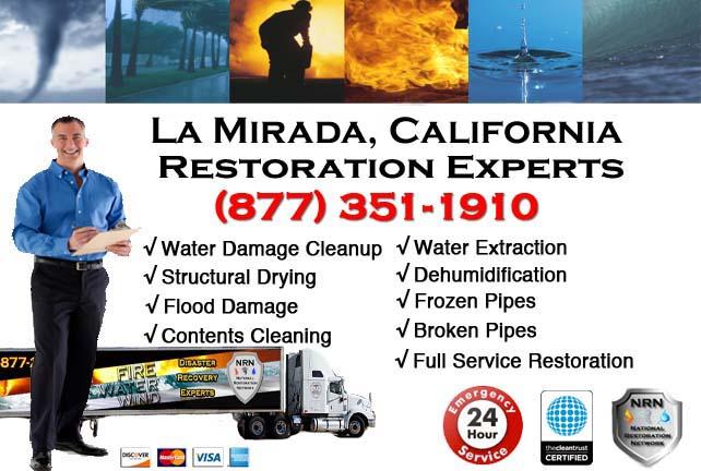 la mirada ca water damage restoration