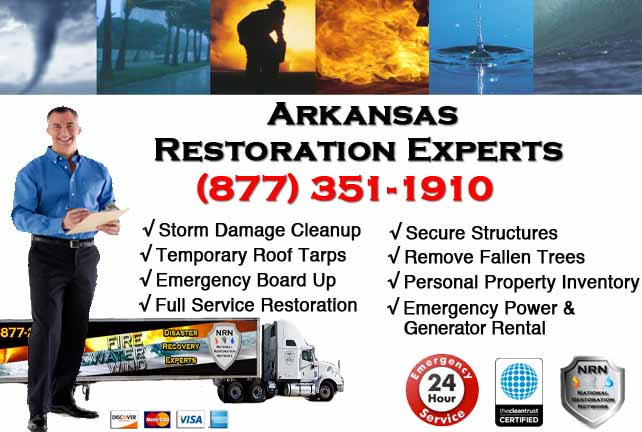 Arkansas Storm Damage Cleanup