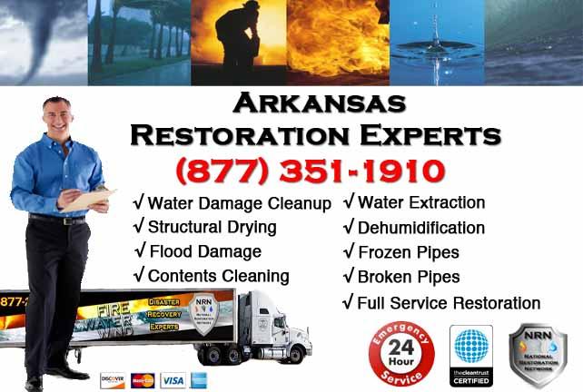 Arkansas Water Damage Restoration