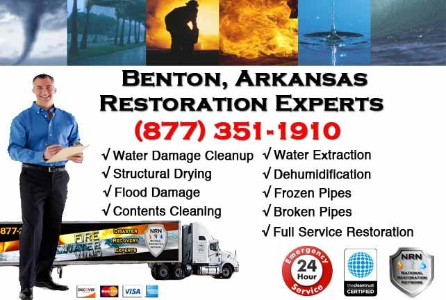 Benton Water Damage Restoration