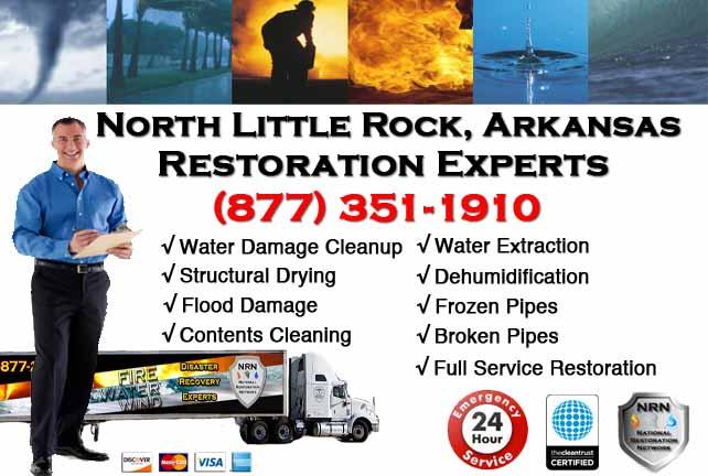 North Little Rock Water Damage Restoration
