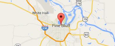 pine bluff arkansas
